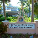 The fantastic DoubleTree Resort by Hilton!  3 nights, 2 days here!